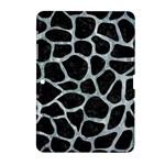 SKIN1 BLACK MARBLE & ICE CRYSTALS Samsung Galaxy Tab 2 (10.1 ) P5100 Hardshell Case