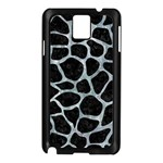 SKIN1 BLACK MARBLE & ICE CRYSTALS Samsung Galaxy Note 3 N9005 Case (Black)