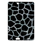 SKIN1 BLACK MARBLE & ICE CRYSTALS Amazon Kindle Fire HD (2013) Hardshell Case
