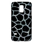 SKIN1 BLACK MARBLE & ICE CRYSTALS Galaxy S5 Mini