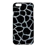 SKIN1 BLACK MARBLE & ICE CRYSTALS Apple iPhone 6 Plus/6S Plus Hardshell Case