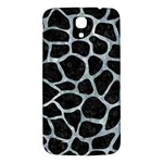 SKIN1 BLACK MARBLE & ICE CRYSTALS Samsung Galaxy Mega I9200 Hardshell Back Case