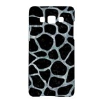 SKIN1 BLACK MARBLE & ICE CRYSTALS Samsung Galaxy A5 Hardshell Case