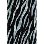 SKIN3 BLACK MARBLE & ICE CRYSTALS (R) 5.5  x 8.5  Notebooks