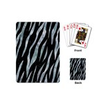 SKIN3 BLACK MARBLE & ICE CRYSTALS (R) Playing Cards (Mini)