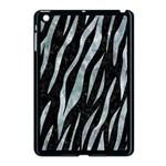 SKIN3 BLACK MARBLE & ICE CRYSTALS (R) Apple iPad Mini Case (Black)