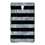 STRIPES2 BLACK MARBLE & ICE CRYSTALS Samsung Galaxy Tab S (8.4 ) Hardshell Case