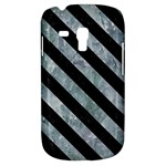 STRIPES3 BLACK MARBLE & ICE CRYSTALS Galaxy S3 Mini