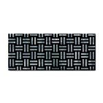 WOVEN1 BLACK MARBLE & ICE CRYSTALS (R) Cosmetic Storage Cases