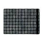 WOVEN1 BLACK MARBLE & ICE CRYSTALS (R) Apple iPad Mini Flip Case