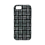 WOVEN1 BLACK MARBLE & ICE CRYSTALS (R) Apple iPhone 5 Classic Hardshell Case (PC+Silicone)