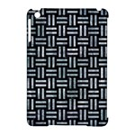 WOVEN1 BLACK MARBLE & ICE CRYSTALS (R) Apple iPad Mini Hardshell Case (Compatible with Smart Cover)