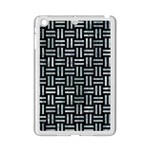 WOVEN1 BLACK MARBLE & ICE CRYSTALS (R) iPad Mini 2 Enamel Coated Cases