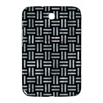WOVEN1 BLACK MARBLE & ICE CRYSTALS (R) Samsung Galaxy Note 8.0 N5100 Hardshell Case