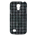 WOVEN1 BLACK MARBLE & ICE CRYSTALS (R) Galaxy S4 Mini