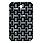 WOVEN1 BLACK MARBLE & ICE CRYSTALS (R) Samsung Galaxy Tab 3 (7 ) P3200 Hardshell Case