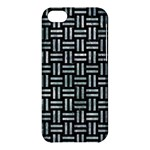 WOVEN1 BLACK MARBLE & ICE CRYSTALS (R) Apple iPhone 5C Hardshell Case