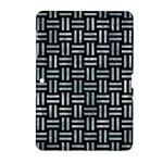 WOVEN1 BLACK MARBLE & ICE CRYSTALS (R) Samsung Galaxy Tab 2 (10.1 ) P5100 Hardshell Case