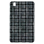 WOVEN1 BLACK MARBLE & ICE CRYSTALS (R) Samsung Galaxy Tab Pro 8.4 Hardshell Case