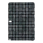 WOVEN1 BLACK MARBLE & ICE CRYSTALS (R) Samsung Galaxy Tab Pro 12.2 Hardshell Case