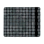 WOVEN1 BLACK MARBLE & ICE CRYSTALS (R) Samsung Galaxy Tab Pro 8.4  Flip Case