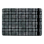 WOVEN1 BLACK MARBLE & ICE CRYSTALS (R) Samsung Galaxy Tab Pro 10.1  Flip Case