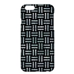 WOVEN1 BLACK MARBLE & ICE CRYSTALS (R) Apple iPhone 6 Plus/6S Plus Hardshell Case