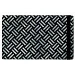 WOVEN2 BLACK MARBLE & ICE CRYSTALS (R) Apple iPad 3/4 Flip Case