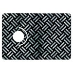 WOVEN2 BLACK MARBLE & ICE CRYSTALS (R) Kindle Fire HDX Flip 360 Case