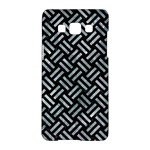 WOVEN2 BLACK MARBLE & ICE CRYSTALS (R) Samsung Galaxy A5 Hardshell Case