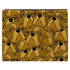 Bulldogge Cosmetic Bag (xxxl)  by gasi