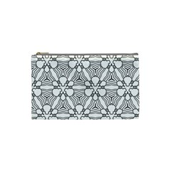Pattern Design Pretty Cool Art Cosmetic Bag (small)