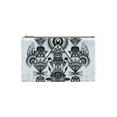Ancient Parade Ancient Civilization Cosmetic Bag (small)  by Celenk