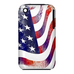 Usa Flag America American Iphone 3s/3gs by Celenk