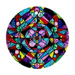 Sacred Geometry - Round Ornament (Two Sides)