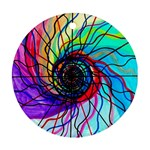 Convolution - Round Ornament (Two Sides) Front