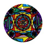 Sri Antra - Round Ornament (Two Sides)