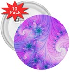Delicate 3  Buttons (10 pack)