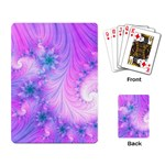 Delicate Playing Card
