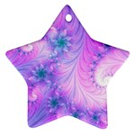 Delicate Star Ornament (Two Sides)