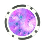 Delicate Poker Chip Card Guard