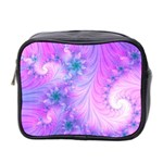 Delicate Mini Toiletries Bag 2-Side