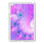 Delicate Apple iPad Mini Case (White)