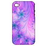 Delicate Apple iPhone 4/4S Hardshell Case (PC+Silicone)