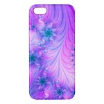 Delicate Apple iPhone 5 Premium Hardshell Case