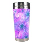 Delicate Stainless Steel Travel Tumblers