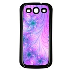 Delicate Samsung Galaxy S3 Back Case (Black)