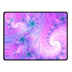 Delicate Double Sided Fleece Blanket (Small)