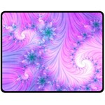 Delicate Double Sided Fleece Blanket (Medium)