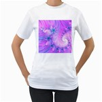 Delicate Women s T-Shirt (White)